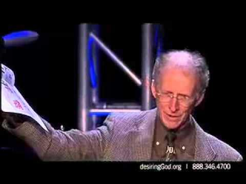 John Piper - Life's Best Moments Make You Feel Insignificant