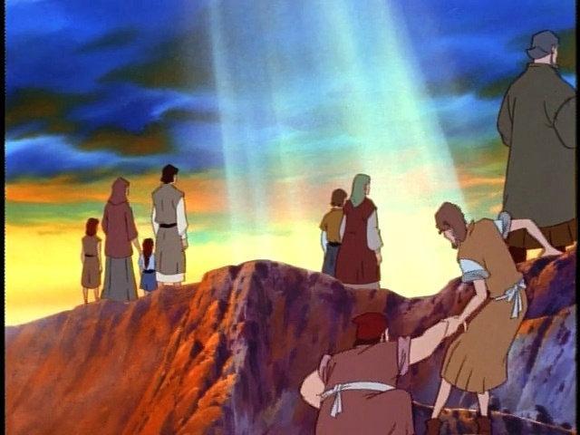 Pan del Cielo - Historias biblicas - Nuevo Testamento