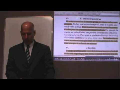Curso De Griego , Parte 2 -  Larry Trotter