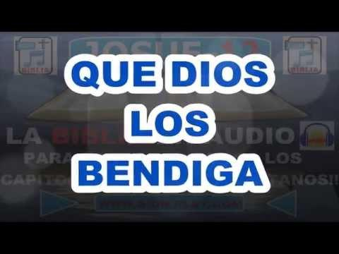La Biblia Audio  (Josue Capitulo 12)