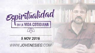 Invitación David Barceló - Conferencias para Jóvenes BCN 2016