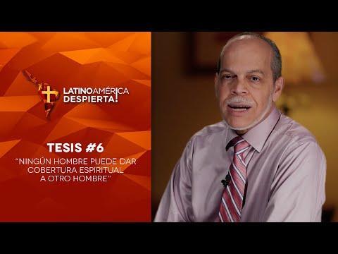 Pastor Miguel Núñez - Tesis -6 - Ningún Hombre Puede Dar Cobertura Espiritual A Otro Hombre