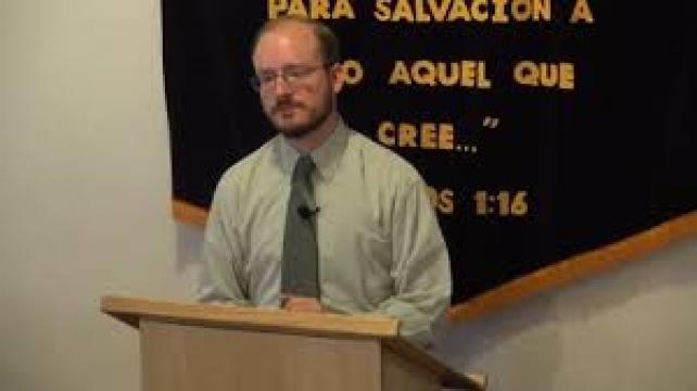 Sola Scriptura / Sólo la Escritura - Jason Boyle