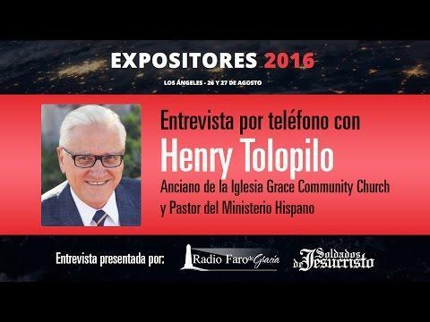 Entrevista con Henry Tolopilo
