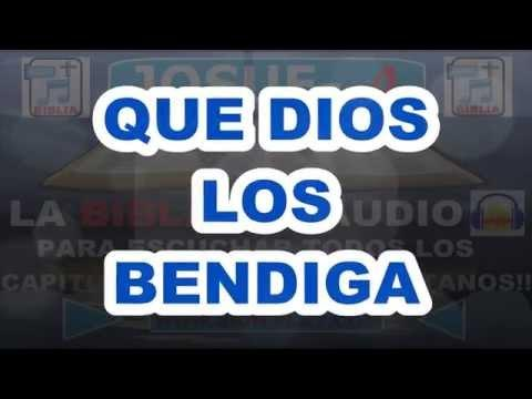 La Biblia Audio (Josue - Capitulo  4)