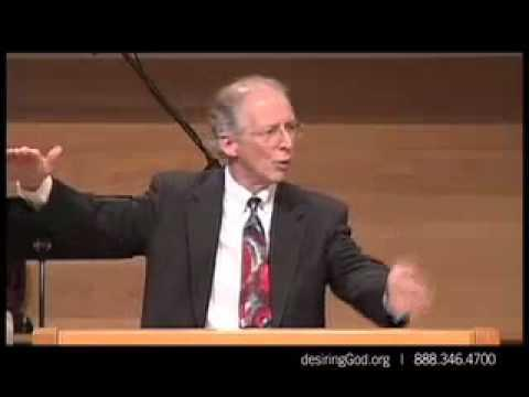 John Piper - Why Is The World Broken?